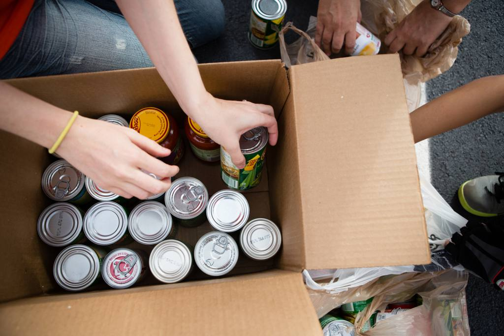 Utah Food Bank's Summer Food and Fund Drive